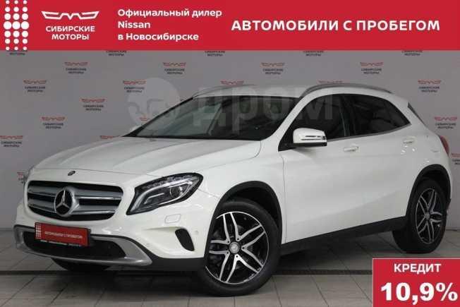 Mercedes-Benz GLA-Class, 2016 год, 1 520 000 руб.