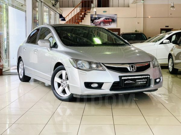 Honda Civic, 2011 год, 594 900 руб.