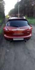 Infiniti FX35, 2004 год, 575 000 руб.