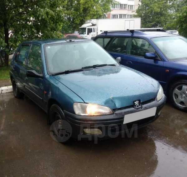 Peugeot 106, 1997 год, 39 000 руб.