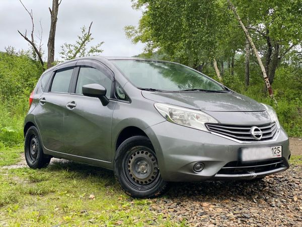 Nissan Note, 2015 год, 800 000 руб.