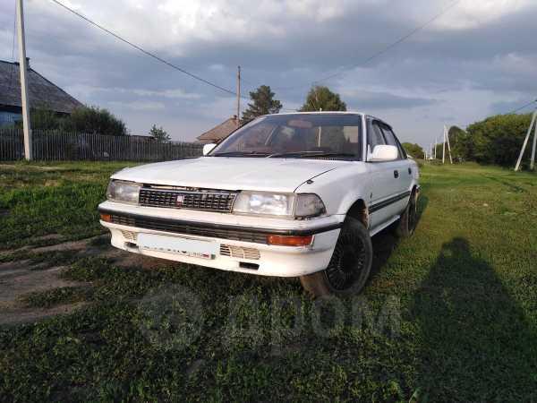Toyota Corolla, 1989 год, 68 000 руб.