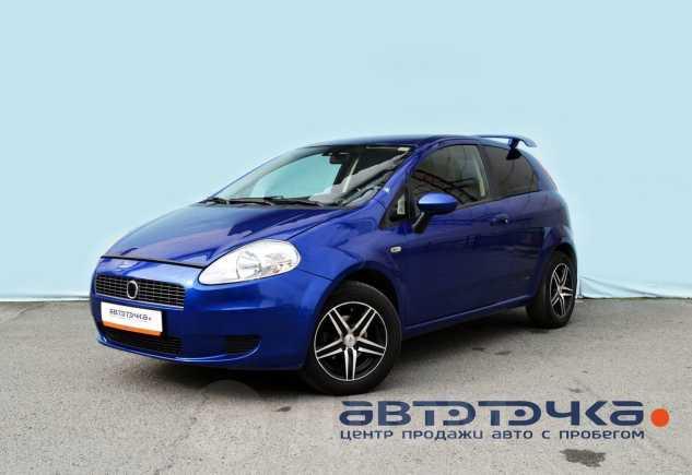 Fiat Punto, 2008 год, 211 000 руб.