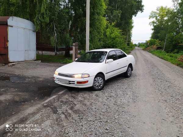 Toyota Carina, 1996 год, 129 000 руб.