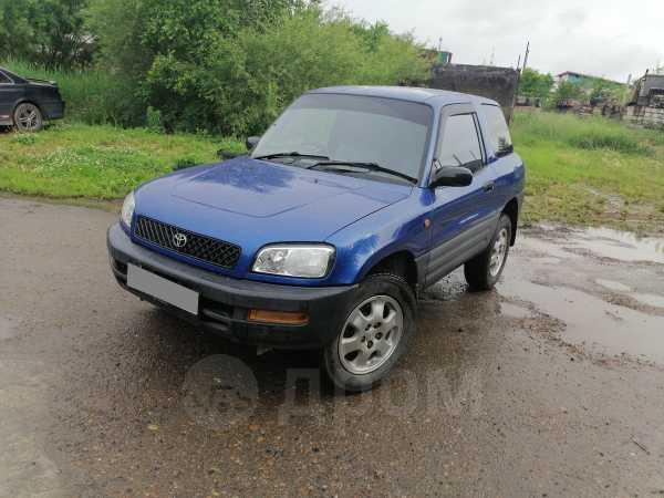 Toyota RAV4, 1994 год, 300 000 руб.
