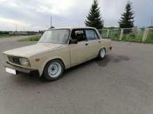 Красноярск 2105 1986
