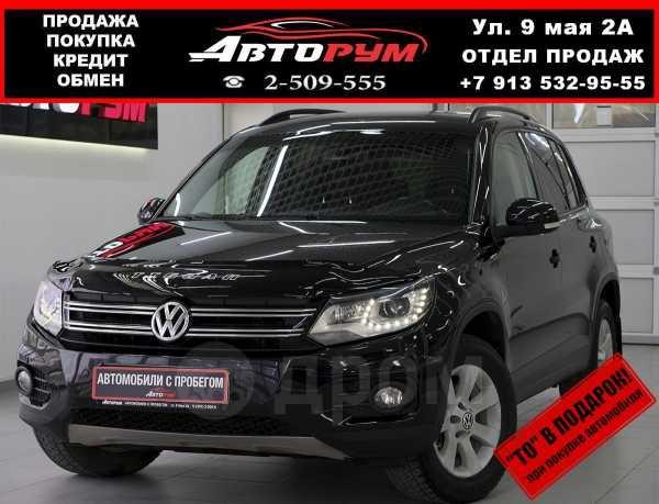 Volkswagen Tiguan, 2012 год, 937 000 руб.