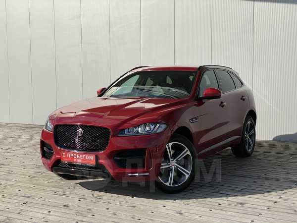 Jaguar F-Pace, 2016 год, 2 525 000 руб.