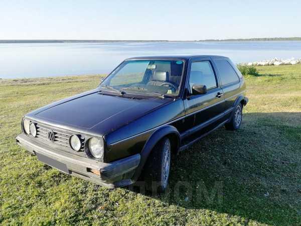 Volkswagen Golf, 1990 год, 80 000 руб.