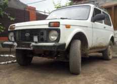 Ойсхара 4x4 2121 Нива 1984