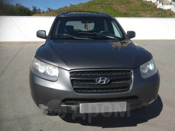 Hyundai Santa Fe, 2007 год, 589 000 руб.