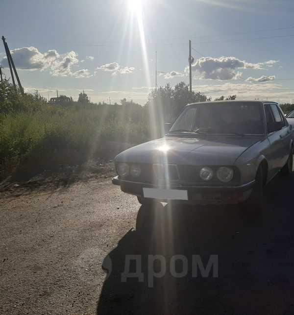 BMW 5-Series, 1984 год, 68 000 руб.