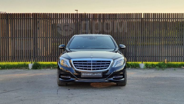 Mercedes-Benz S-Class, 2017 год, 6 450 000 руб.