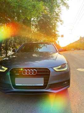 Чита Audi A4 2012