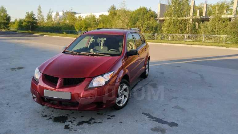 Pontiac Vibe, 2003 год, 321 000 руб.