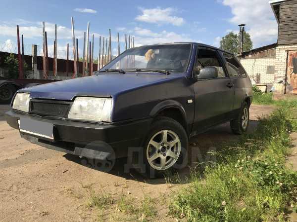 Лада 2108, 1996 год, 45 000 руб.