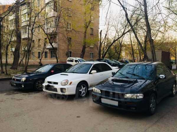 Subaru Impreza WRX STI, 1993 год, 220 000 руб.