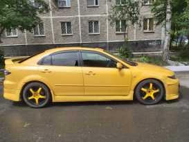 Екатеринбург Mazda Atenza 2002