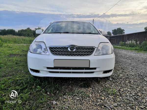 Toyota Corolla, 2002 год, 300 000 руб.