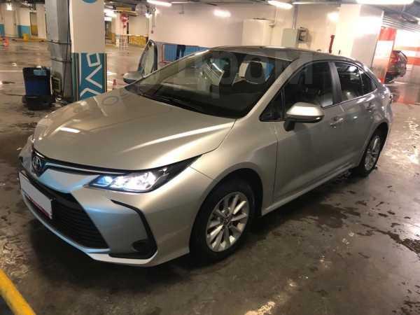 Toyota Corolla, 2019 год, 1 310 000 руб.