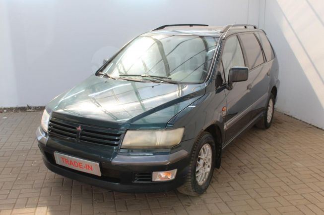 Mitsubishi Space Wagon, 1999 год, 219 900 руб.