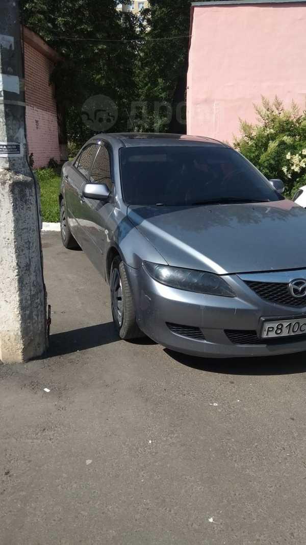 Mazda Mazda6, 2005 год, 220 000 руб.