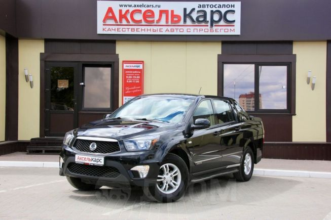 SsangYong Actyon Sports, 2012 год, 690 000 руб.