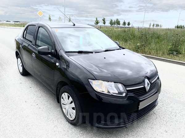 Renault Logan, 2018 год, 580 000 руб.