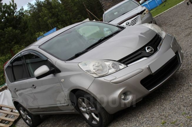 Nissan Note, 2011 год, 529 000 руб.