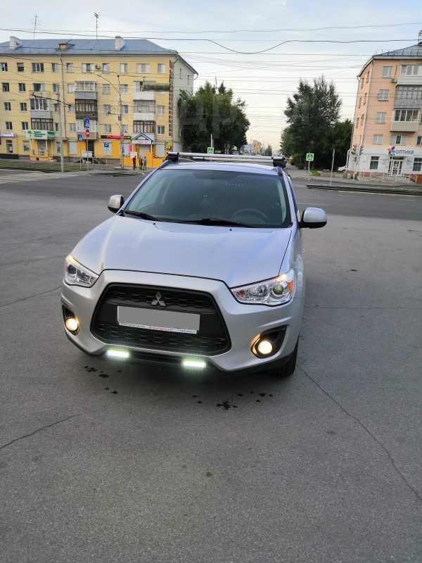 Mitsubishi ASX, 2013 год, 780 000 руб.