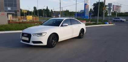 Екатеринбург Audi A6 2012