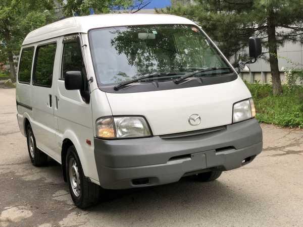 Mazda Bongo, 2014 год, 650 000 руб.
