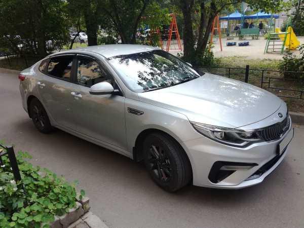 Kia Optima, 2019 год, 1 350 000 руб.