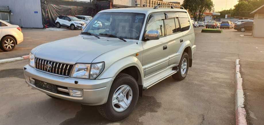 Toyota Land Cruiser Prado, 2000 год, 500 000 руб.