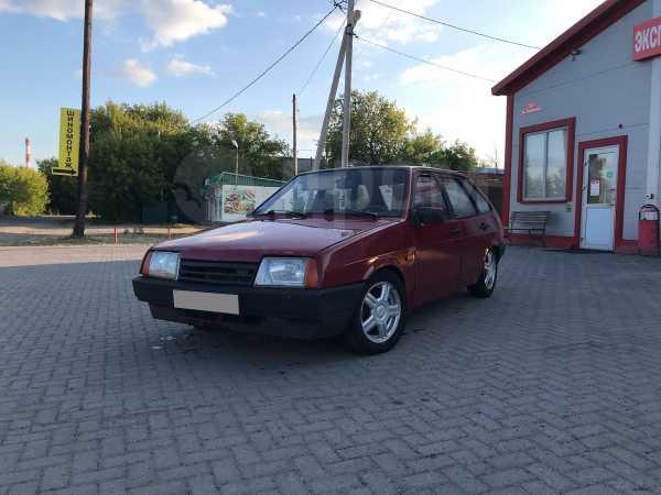 Лада 2109, 1993 год, 28 000 руб.
