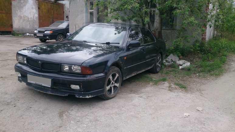 Mitsubishi Diamante, 1992 год, 50 000 руб.