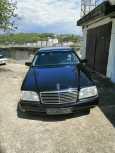 Mercedes-Benz S-Class, 1991 год, 220 000 руб.