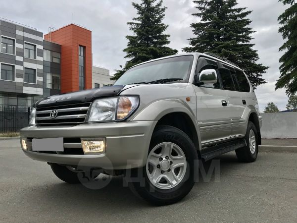 Toyota Land Cruiser Prado, 1998 год, 695 000 руб.