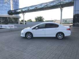 Щелкун Peugeot 408 2012