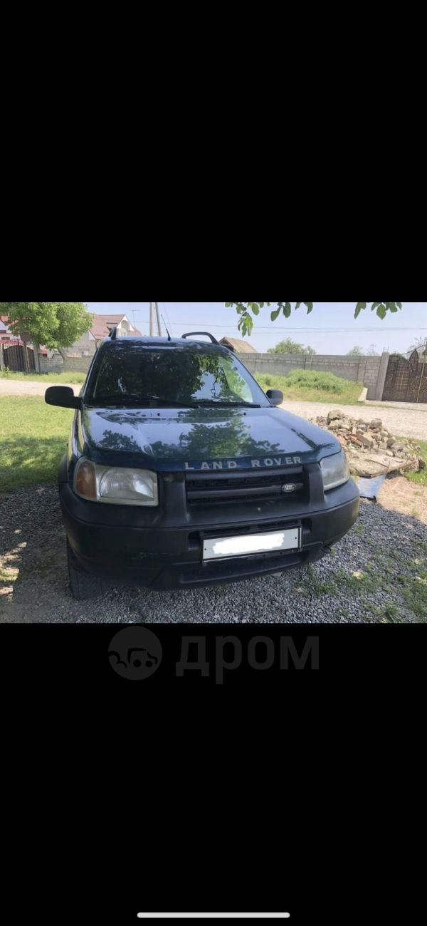 Land Rover Freelander, 1998 год, 225 000 руб.