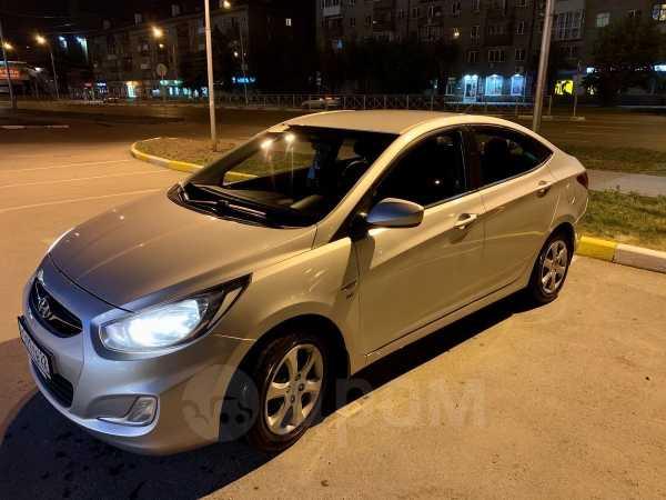 Hyundai Solaris, 2012 год, 450 000 руб.