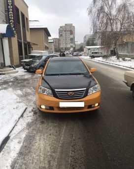 Ставрополь Emgrand EC7 2012