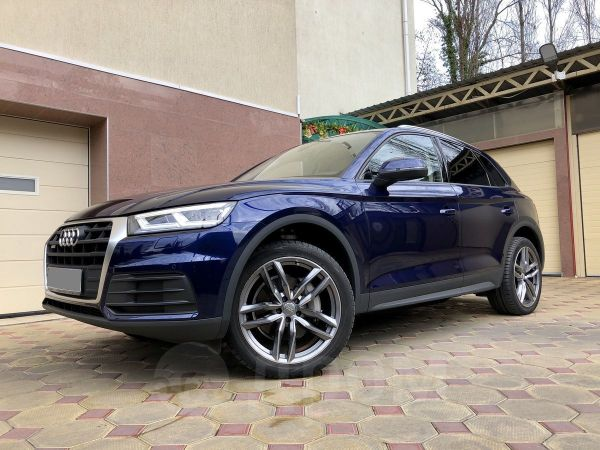 Audi Q5, 2017 год, 2 220 000 руб.