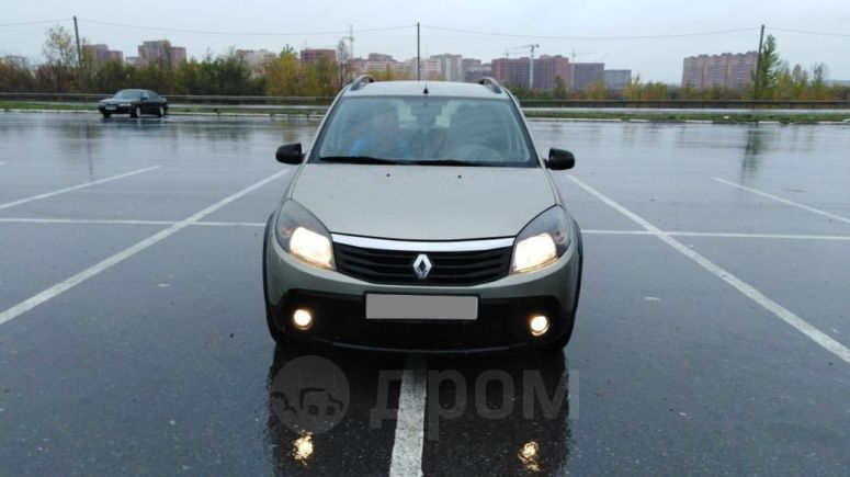 Renault Sandero Stepway, 2011 год, 365 000 руб.