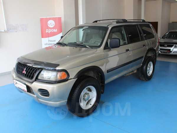 Mitsubishi Montero Sport, 2000 год, 285 000 руб.