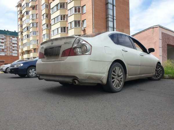 Nissan Fuga, 2005 год, 620 000 руб.