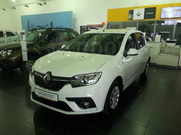 Renault Sandero, 2020 год, 691 000 руб.