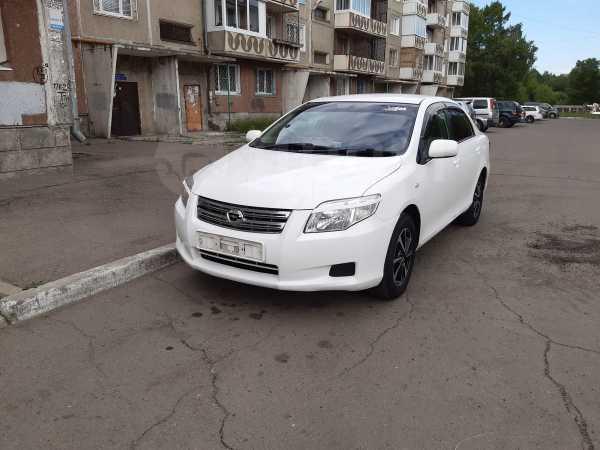 Toyota Corolla Axio, 2007 год, 438 000 руб.