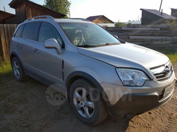 Opel Antara, 2009 год, 510 000 руб.