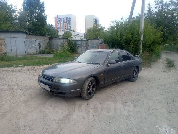 Nissan Skyline, 1994 год, 145 000 руб.